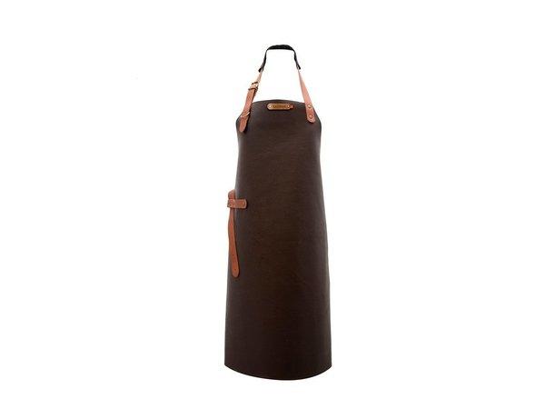 Xapron Leder Schürze Kansas Braun | Erhältlich in 4 Größen