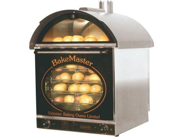 Neumarker Kartoffelofen | 60+60 Kartoffeln | 660x600x (h) 880mm | 230V / 3KW