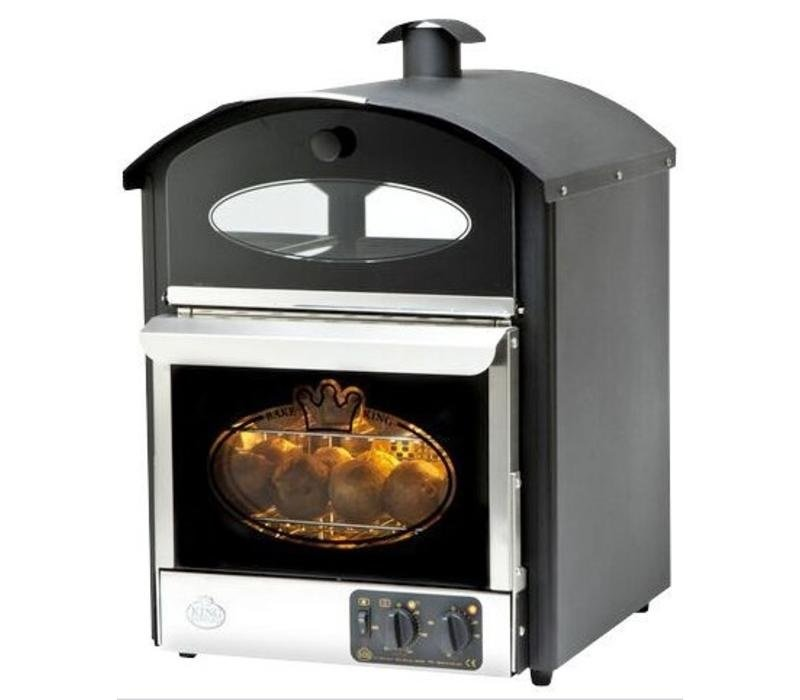 Neumarker Kartoffelofen | 25+25 Kartoffeln | 455x505x(h)643mm |  230 V / 2,5 kW