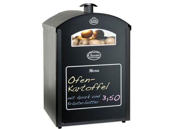 Neumarker Kartoffelofen | 50+50 Kartoffeln | 510x540x (h) 750mm | 230V / 2.6KW