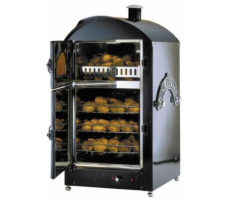 Neumarker Kartoffelofen | 100+100 Kartoffeln | 590x590x (h) 1200mm | 400V / 6KW