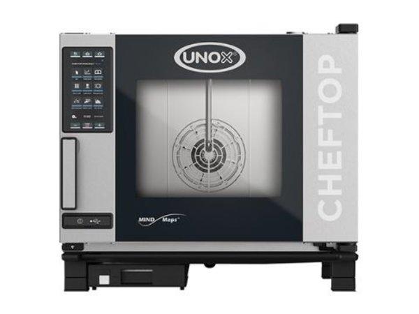 Unox Kombidämpfer Plus Elektro Combi Ofen   5 x GN 1/1   400V