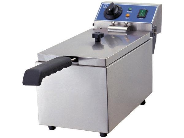 GGG Elektro Fritteuse   3,5 Liter   190x440x270 mm   230V-2kW