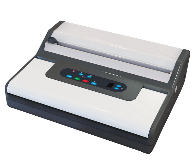 GGG Vakuumiergerät | 230V-230W |  400x320x138mm | Nur für goffrierte Beutel geeignet