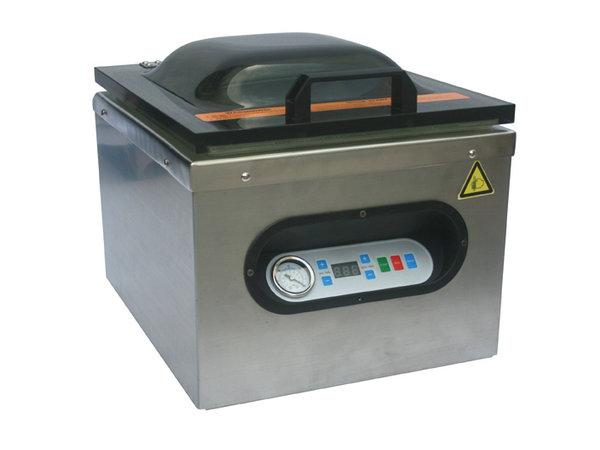 GGG Vakuumiergerät | 230V-630W |  429x359x345mm | Nur für glatte Beutel geeignet