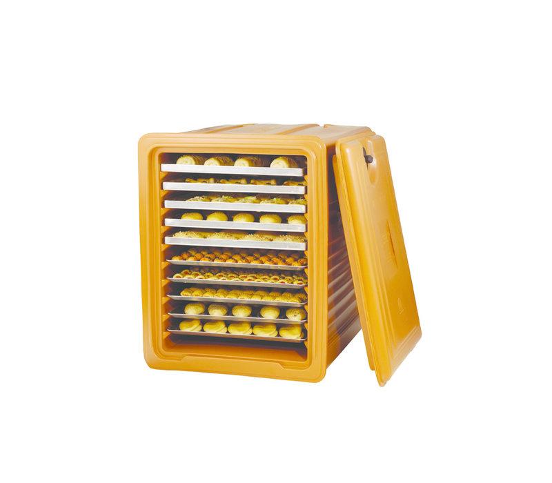 GGG Thermobox Bäckerei   Frontlader   520x700x670 mm   Doppelwandig