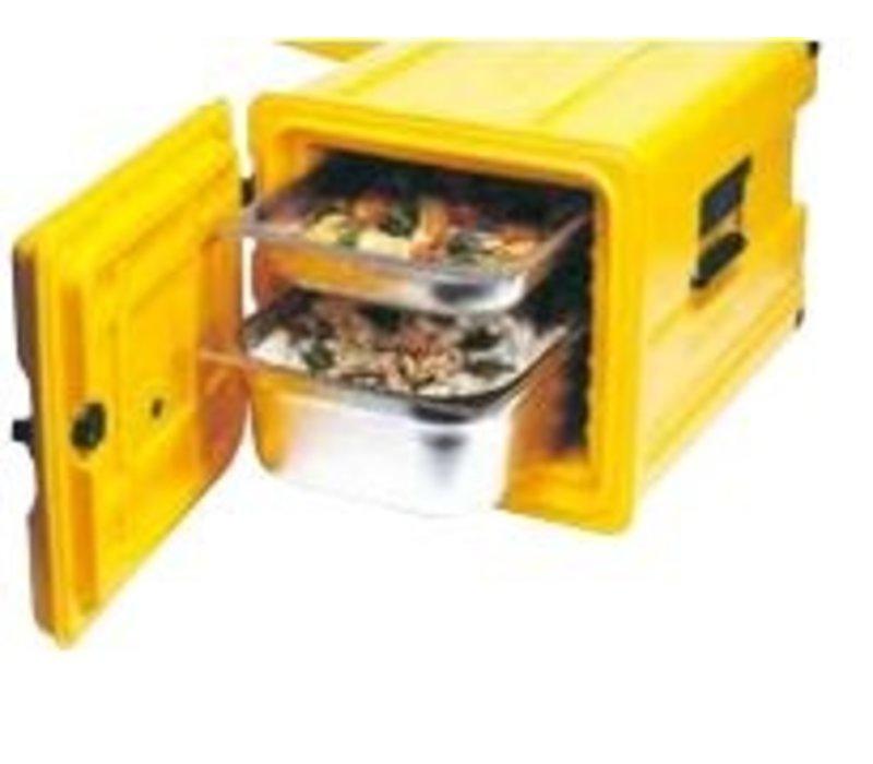 GGG Thermobox 39 Liter | Doppelwandig GN1/1 | 665x465x440 mm | -40°C/+100°C
