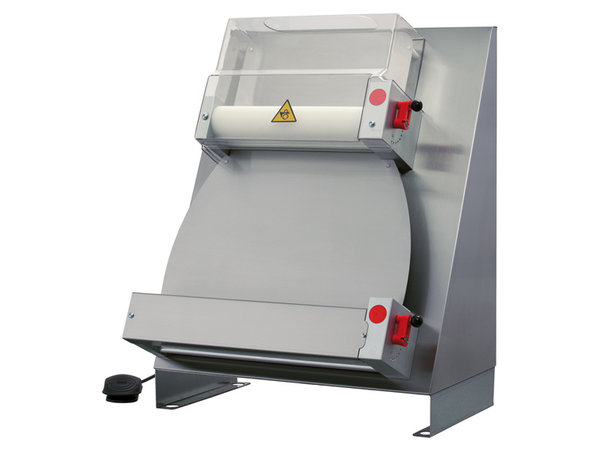 GGG Teigausrollmaschine | 2 Walzen |  | Ø260-400 mm | 440x590x680 mm