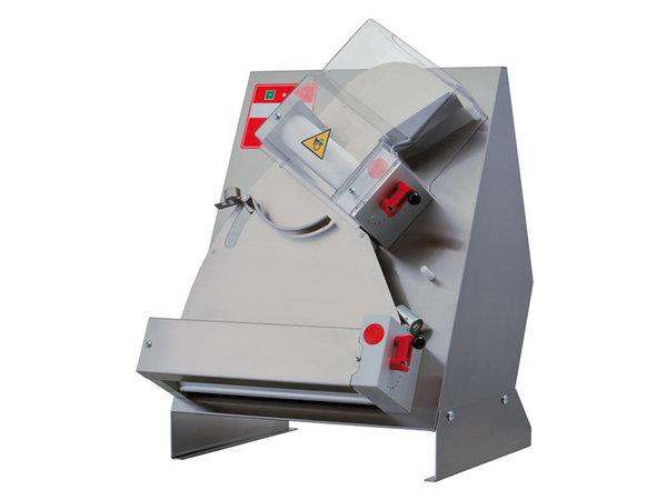 GGG Teigausrollmaschine | 2 Walzen |  | Ø190-300 mm | 420x470x650 mm