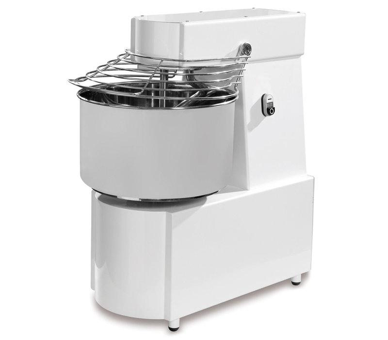 GGG Spiralmixer 21 Liter   400x630x700 mm   Kapazität 17 Kg   Erhältlich in 2 Varianten