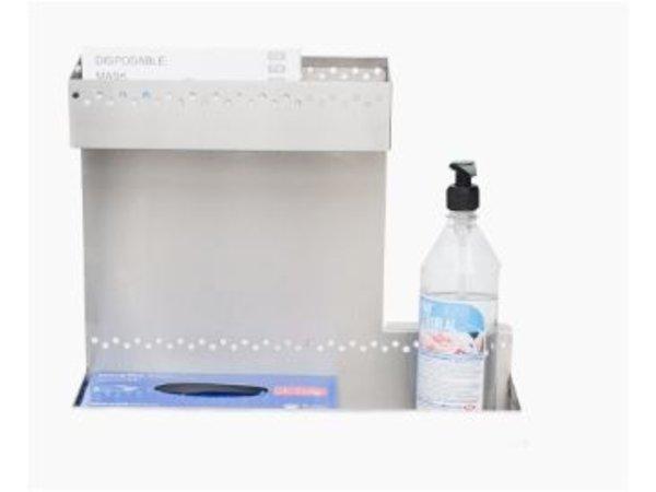 Saro Hygieneaufsatz für Mülleimer 120 Liter