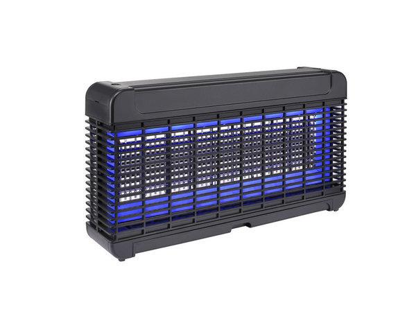 Hendi Insektenvernichter 300m² | UV-A LED Beleuchtung | 40W | 470x100x(h)263mm