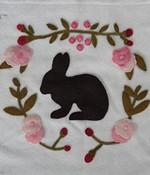 Applique Set - Bunny