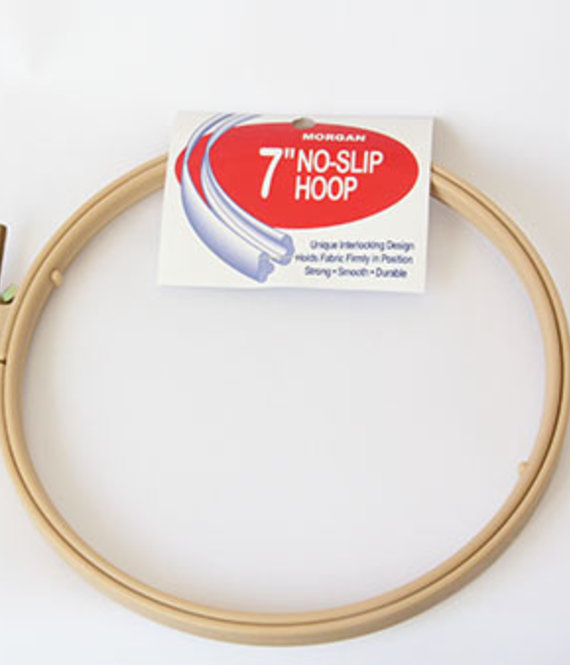 "Morgan 7"" Morgan No Slip Hoop"