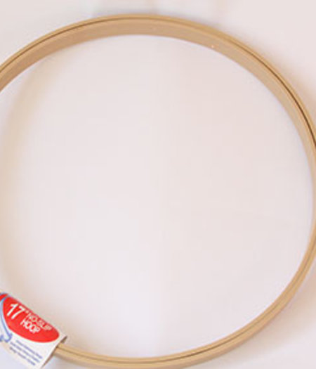 "Morgan Morgan No Slip Hoop -17"" -"