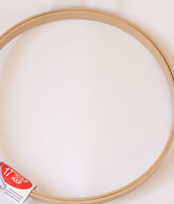 Morgan Morgan No-Slip Hoop   - 17""