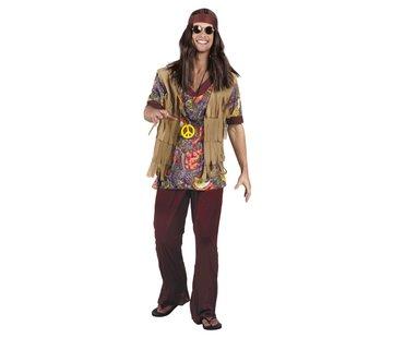 Hippie kostuum willow man