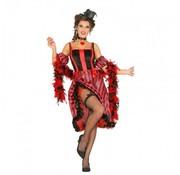 Cabaret jurk