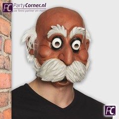 Abraham masker oudje