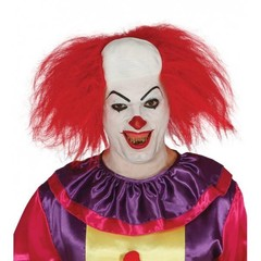 IT clown pruik