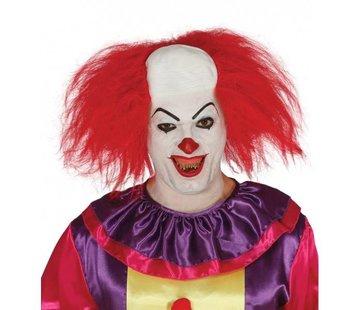 IT clown pruik