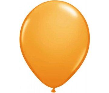Oranje ballonnen