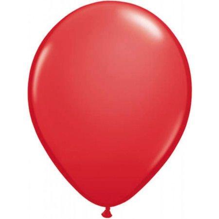 Rode ballonnen online kopen