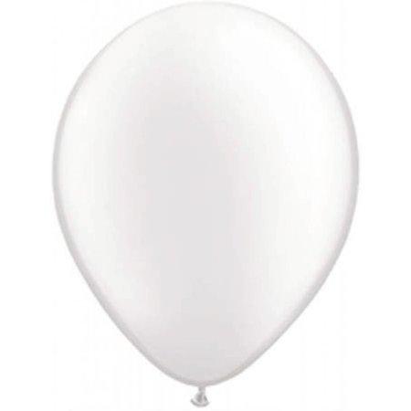 Witte metallic ballonnen online kopen