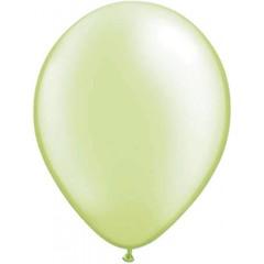 Limoengroen metallic ballonnen