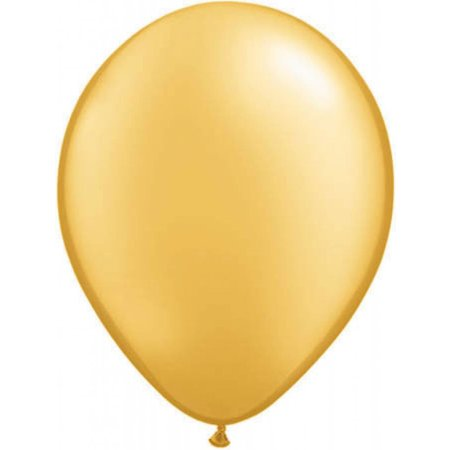 Gouden metallic ballonnen online kopen