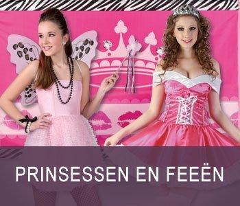 Prinses / Feeën