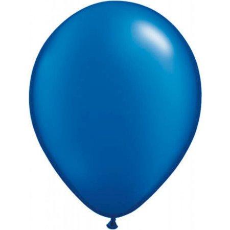 Blauwe metallic ballonnen online kopen