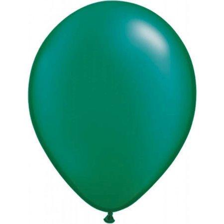 Groene metallic ballonnen online kopen
