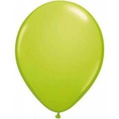 Appelgroen metallic ballonnen
