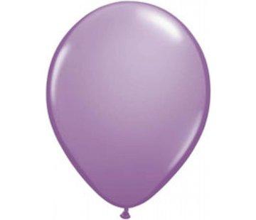 onjuiste nummer Paarse metallic ballonnen