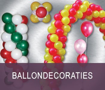 Ballondecoraties