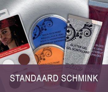 Standaard schmink