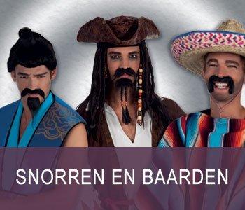 Snorren en Baarden