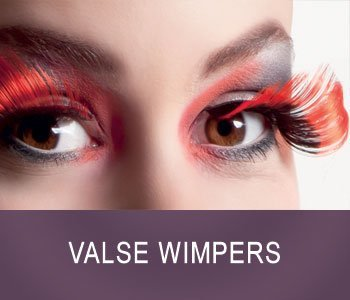 Valse wimpers