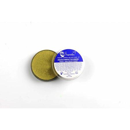 Aqua Face- And Body Paint 45 Gram Goud
