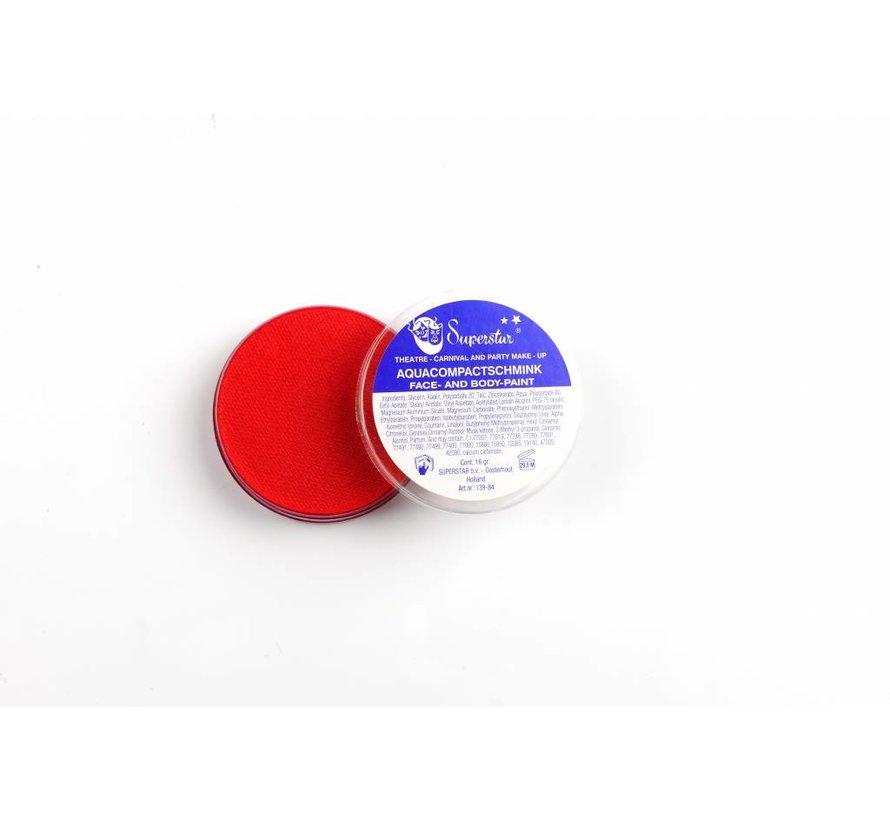 Schmink aubergine rood 45 gram