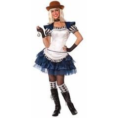 Steampunk kleding Alice