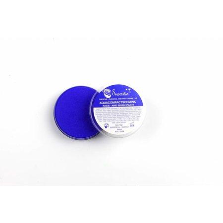 Aqua Face- And Body Paint 16 Gram Blauw