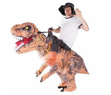 Carry me T-rex