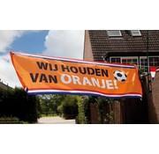 Banner Oranje
