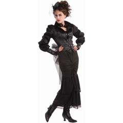 Steampunk outfit Victorian lady