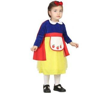 Sneeuwwitje verkleedkleding voor baby