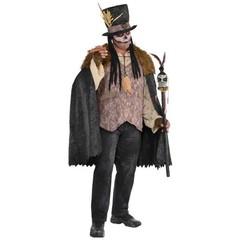 Heren voodoo kostuum XXL