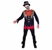 Voodoo shirt met hoed