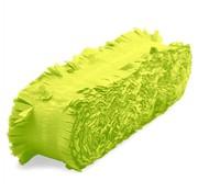 Brandvertragende crêpe slinger licht groen